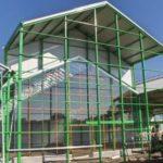 HORTICO 2010 - the beginning of Zielone Centrum construction