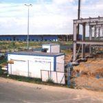 HORTICO - budowa nowej hali - czerwiec 2001