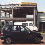 HORTICO - New hall construction 2001
