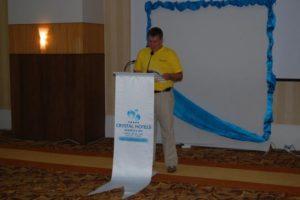 Konferencja szkoleniowa w Bogaskent w Turcji
