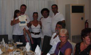 Szkolenie HORTICO Grecja 2010 zdjęcie 2