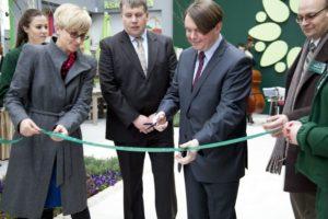 Otwarcie Galerii Ogrodniczej Zielone Centrum zdjęcie 03