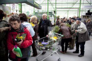 Otwarcie Galerii Ogrodniczej Zielone Centrum zdjęcie 08