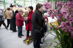 Otwarcie Galerii Ogrodniczej Zielone Centrum zdjęcie 12