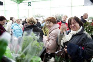 Otwarcie Galerii Ogrodniczej Zielone Centrum zdjęcie 15