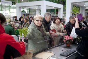 Otwarcie Galerii Ogrodniczej Zielone Centrum zdjęcie 16