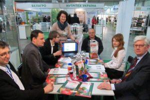 Targi Teplichnoje Koziajstvo Kijow 2012 zdjęcie 08
