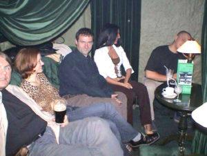 Impreza z okazji Wielkiego Października – Guinness
