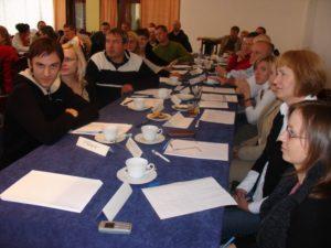 Szkolenie i integracja – tylko we Lwowie