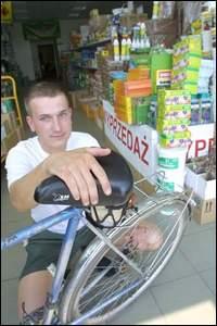 Rower dla Grzegorza