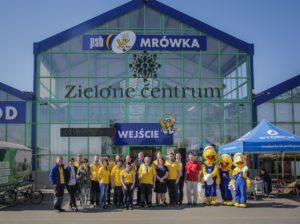 Wielkie otwarcie sklepu PSB Mrówka we Wrocławiu –Psarach