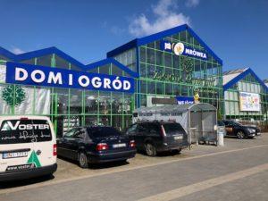 Market Dom Ogród PSB Mrówka – DIY market PSB Mrówka