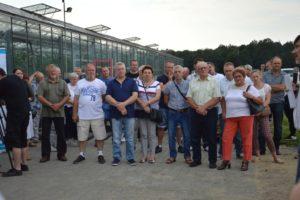 Dzień Otwarty w gospodarstwie ogrodniczym Adama i Lecha Motylewskich