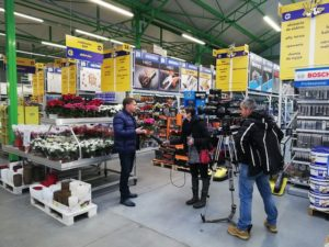 Agro Fakty - Paweł Kolasa o choinkach PSB Mrówka PSARY