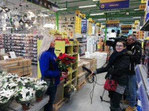 Ekipa agrofaktów odwiedza PSB Mrówkę w Psarach